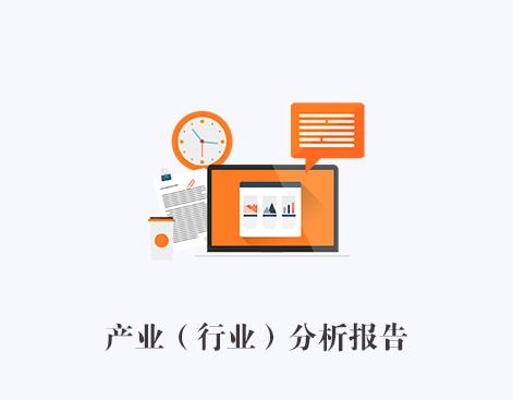 产业(行业)分析报告