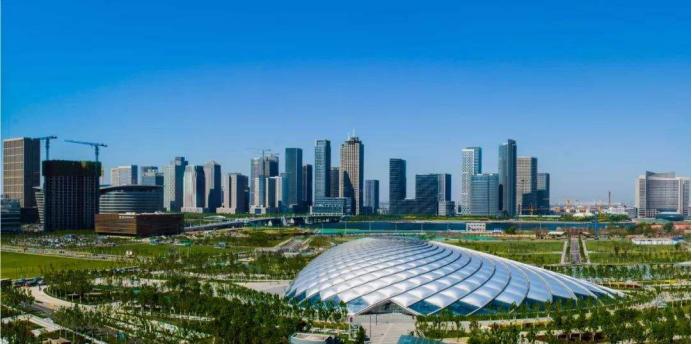 办理资质,市住建委绿建中心赴滨海新区推动公共建筑能效提升工作,1618824480435