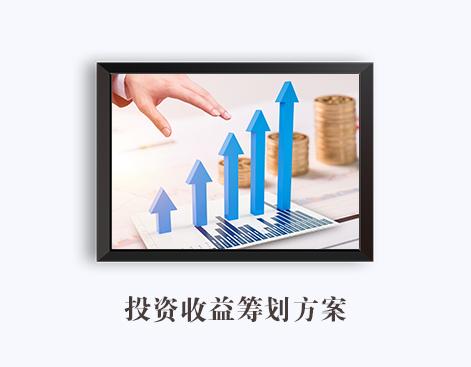 投资收益筹划方案